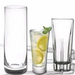 Glass Finishing Transparent Tomcollins/ Hiball/ Juice Glasses, Features: Durable
