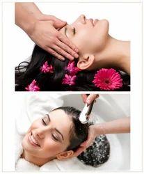 Hair Spa And Treatments
