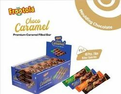 Frootola choclate Choco Caramel, Packaging Type: Packet
