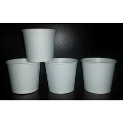 White Disposable Paper Cup, Capacity: 150 ML, Use: Hot Beverages