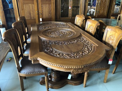 Wooden Dining Table Set Wooden Dining Set Wooden Dining Room Set À¤²à¤•à¤¡ À¤• À¤¡ À¤‡à¤¨ À¤— À¤® À¤œ À¤• À¤¸ À¤Ÿ À¤µ À¤¡à¤¨ À¤¡ À¤‡à¤¨ À¤— À¤Ÿ À¤¬à¤² À¤¸ À¤Ÿ Red Chair Home Decor Ernakulam Id 20625479197