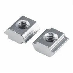 MMW Steel T Nut, Box, Size: 16*16*6mm