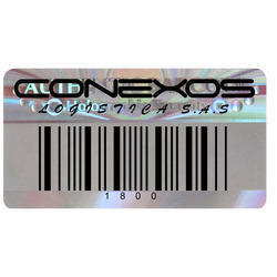 High Security Anti Counterfeit Labels