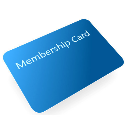 Plastic Membership Card Rs  Piece Safe Solutions  Id