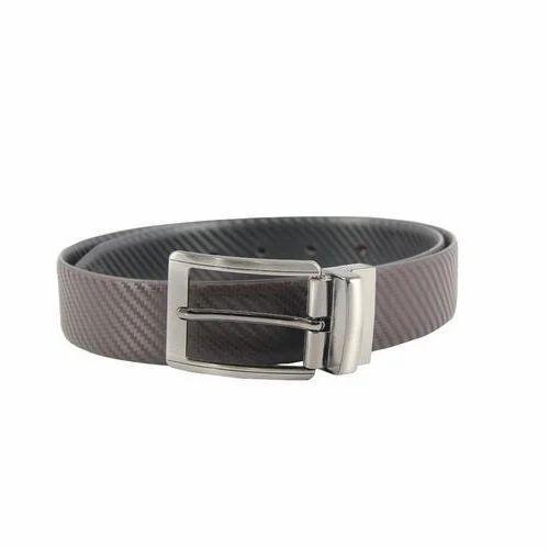 b77ba950b61 Textured Cross Liner Reversible Leather Belt