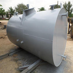 Industrial Fuel Storage Tank