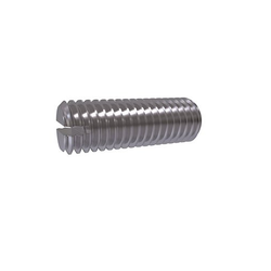 Slotted Set Screw, Packaging Type: Packet