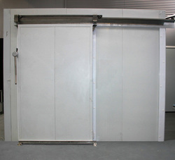 Cold Room Firewall Door