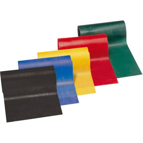 bf61aeaf0 Multicolor 100% Rubber Latex Theraband Resistance Bands