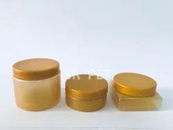 PET Cosmetic Cream Jar