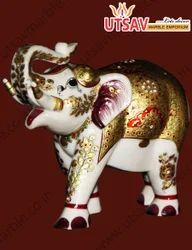 Elephants Statue