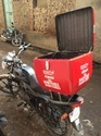 Insulated Food Delivery Bike  Box