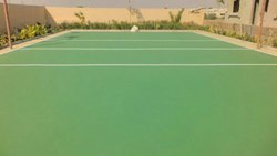 Acrylic Volleyball Court Flooring