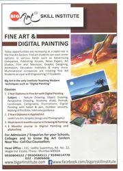 Canvas Fine Art & Digital Painting