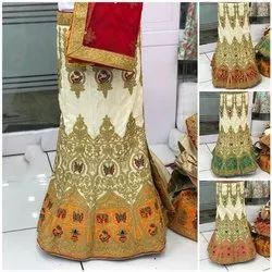 Bridal Heavy Work Lehenga Choli
