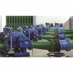 Axially Split Case Pump
