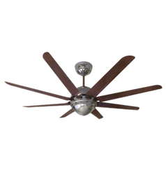 Havells Wenge Brushed Nickel Octet Fan