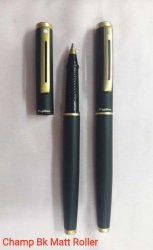 Champ BK Matt Roller Ball Pen
