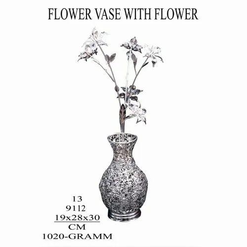 Home Decor Modern Flower Vases Size Large Shape Bottle Shaped Rs 3100 Piece Id 22380571255