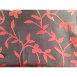 Poly Glass Burnuut Fabric