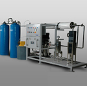 2000-3000 LPH RO Treatment Plant