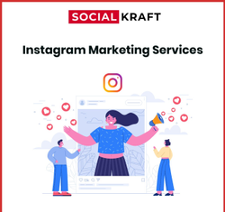 Instagram Marketing Service, In Pan India