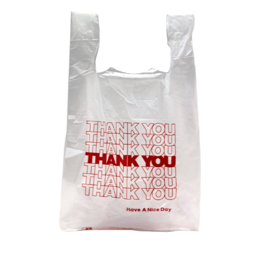 White Plain And Printed Carry Bags f7e5fdfb05995