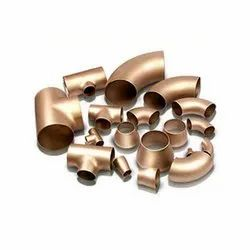 Copper Butt Weld Fittings