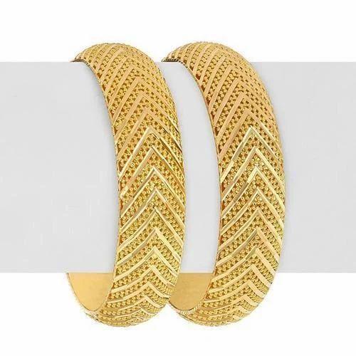 a4c03102918 Ladies Fancy Gold Bangles