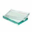 Toughened Glass, Size: 101-500 Square Feet
