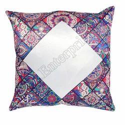 天蓝色p-07升华枕用垫子
