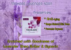 Trokare Lavender Bath Soap