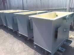 Transformer Tank Fabrication Services