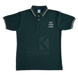 Custom Double Tipping Polo T Shirt