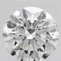 1.80ct Lab Grown Diamond CVD I VVS2 Round Brilliant Cut IGI Crtified Type2A