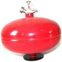 Ambica Carbon Steel Automatic Modular Powder Fire Extinguisher