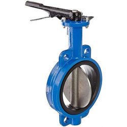 Butterfly Valve(Water Type) PN-16 With SS Disc