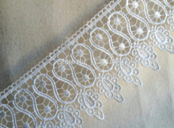 Cotton Embroidered Lace
