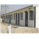 Steel Prefabricated Staff Accommodation