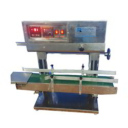 Pouch Sealing & Cutting Machine