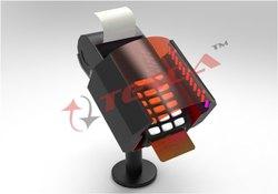 Escalator Handrail UV Sterilizer