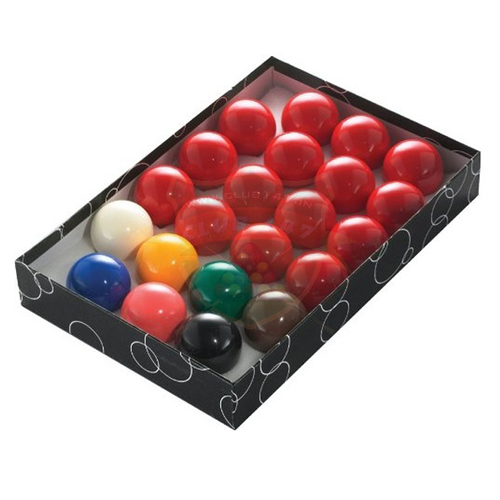 Club 147 Snooker Table Ball Set 2.1/16
