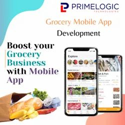 Java And Android Offline & Online Grocery Mobile Application Development, Available