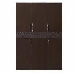Wooden Wardrobe, Warranty: 1 Year