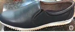 Casual Wear Leather Slipper