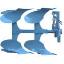 Landheart 2MB Reversible Plough