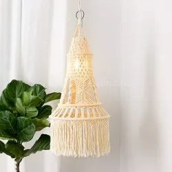 Home Decor Macrame Chandelier