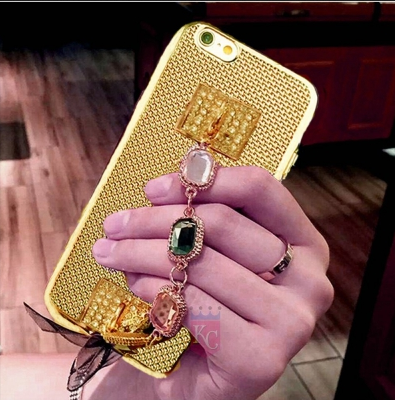 diamond tpu case product bling iphone eseekgo gold cover for back soft