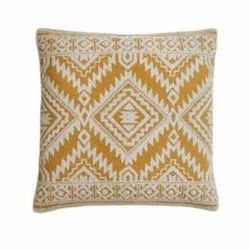 Yellow Fancy Cushion