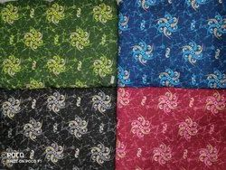 Rayon Printed Fabric